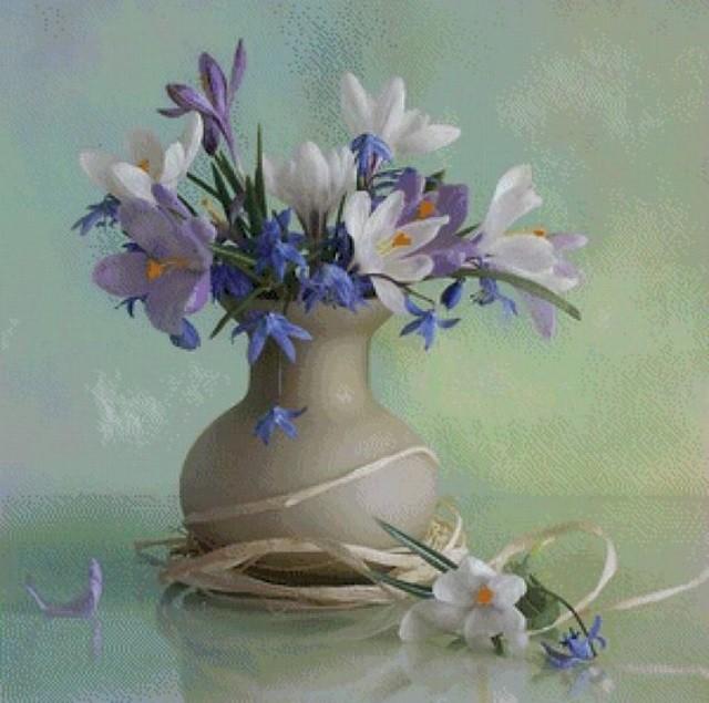 Первые пролески цветы фото - Посадка растений
