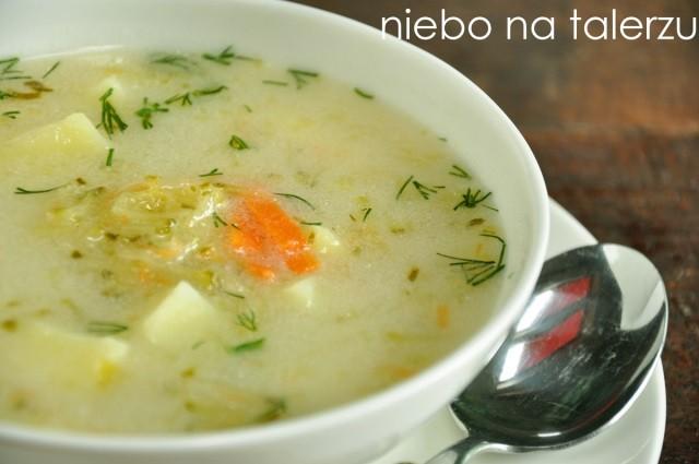Сливочный суп из огурцов - Рецепты