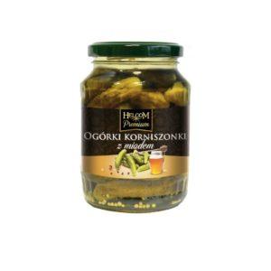 Огурцы маринованые с луком - Рецепты