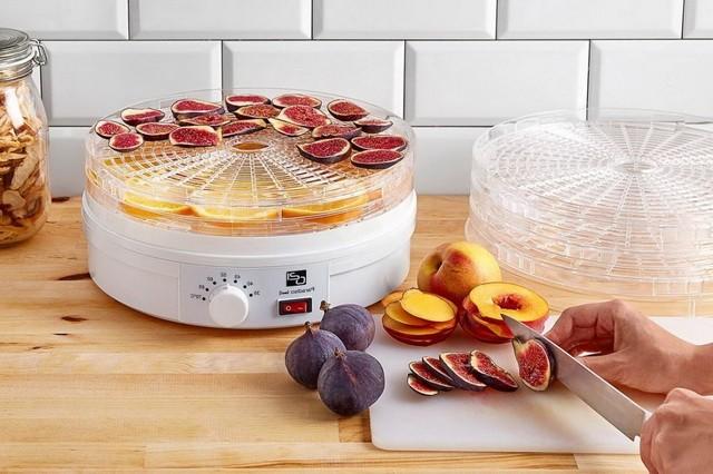 Сушилка овощей и фруктов - Заготовки
